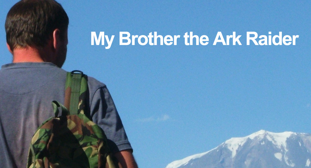 My Brother the Ark Raider — Network Ireland Television