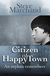 Citizen of Happy Town book cover