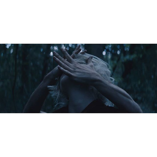 Still from the music video 'Out of the woods' by the wonderful @smokefairies.  Dop @malterosenfeld  make up and special effects @natashalawes assisted by @4th_storm  Best dancing  woodland creature ever @williamjohnbanks.  Very lucky to be working with such a talented bunch I can also call my friends! #dreamteam.  And a special thanks to Dino and @nianiaandrews 💥  shot on location in Epping Forest