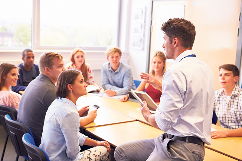 Among the crucial skills that university graduates need and employers look for are creativity and problem-solving, risk-taking, relationship-building and implementation. istockphoto.com