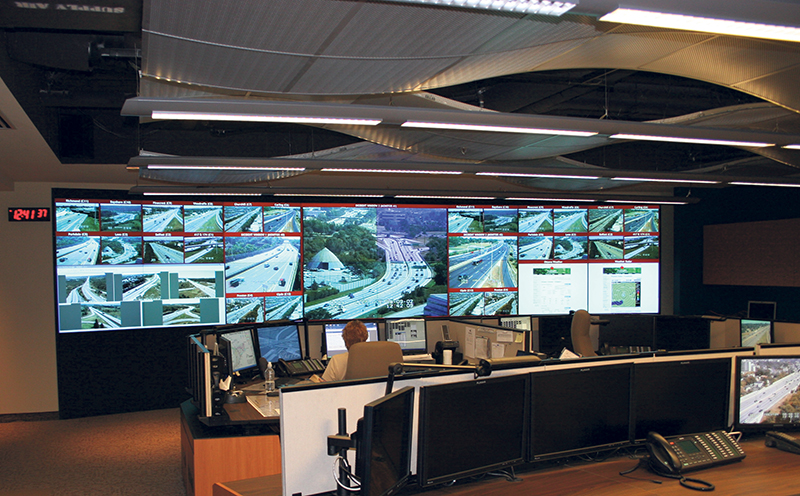 Real-time roadway videos help the Ontario Ministry of Transportation effectively manage traffic flows. Parsons