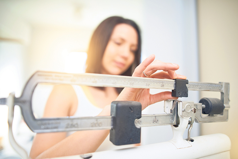 While most people who are overweight have tried to lose weight by dieting, the challenge is keeping the weight off. istock.com