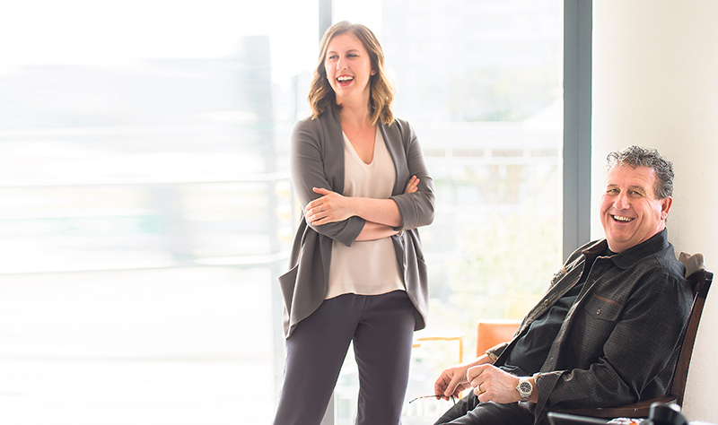 When Danielle Allan joined the family business founded by her father Ross Allan, she initiated change that has resulted in a socially engaged, younger and predominantly female team in an industry that is still widely dominated by men. Bemoved Media