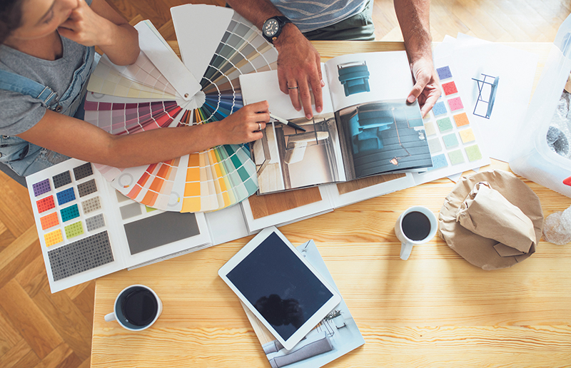 Take time to plan renovations, and take advantage of the expertise that is available. istock.com