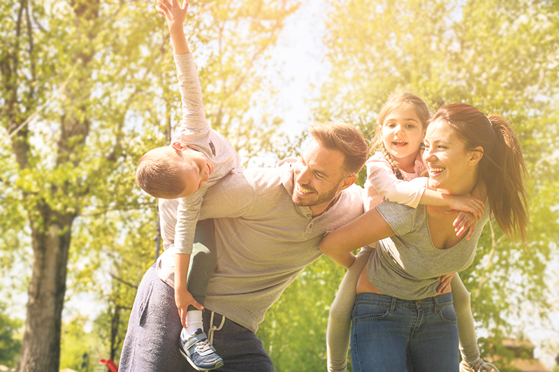 Sun-safe habits, such as covering up, avoiding the sun at peak times and using broad-spectrum sunscreens, can help to protect us against the risks of ultraviolet rays that are known to pose a threat to skin cells. istock.com