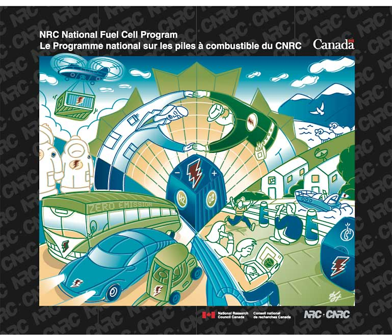 NRC Fuel Cell Program