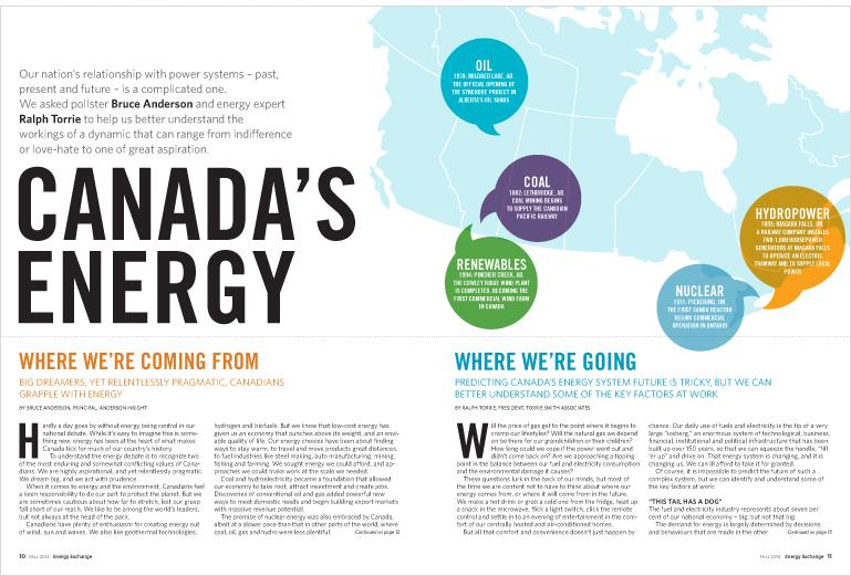 Energy Exchange magazine