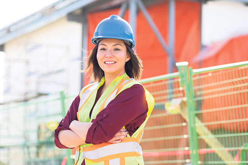 Faculty at Sask Polytech worked closely with the construction industry to tailor the new Bachelor of Construction Management degree to meet the sector's needs. SUPPLIED