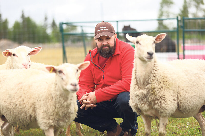 A closer relationship is developing between farmers and consumers, says Rodney Reid, vice-chair of the Canadian Young Farmers' Forum (CYFF).  UBC FARM