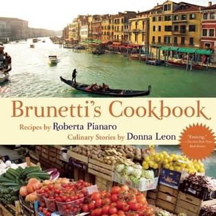 Brunetti's Cookbook   Donna LEON et Roberta PIANORO