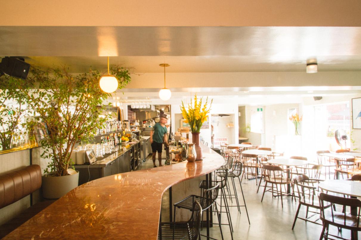 Bar Chichetti , Montréal, 2018 © Élyse Leclerc
