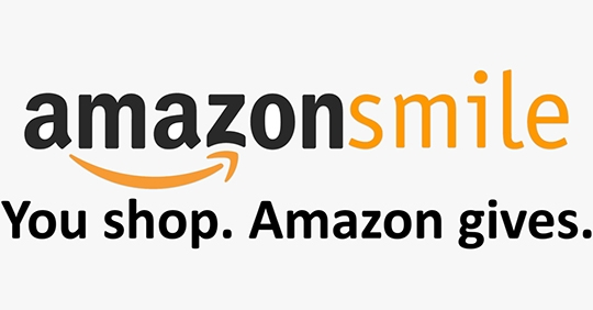 - DID YOU KNOW YOUR PURCHASE MAKES A DIFFERENCE? AMAZONSMILE DONATES 0.5% OF YOUR PURCHASE TO THE CHAMPAIGN COUNTY DOWN SYNDROME NETWORK. CLICK ON THE BANNER TO LEARN MORE!