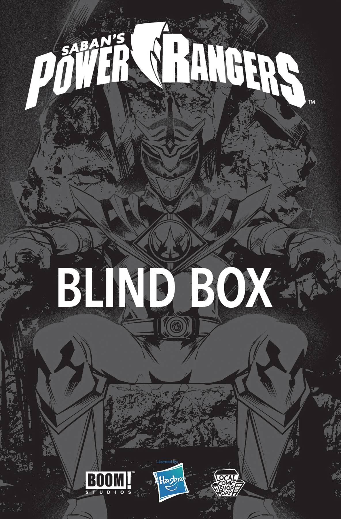 Power Rangers Blind Box Vol 2