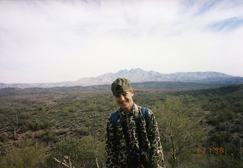 Archery Javelina, Four Peaks, Tonto National Forest