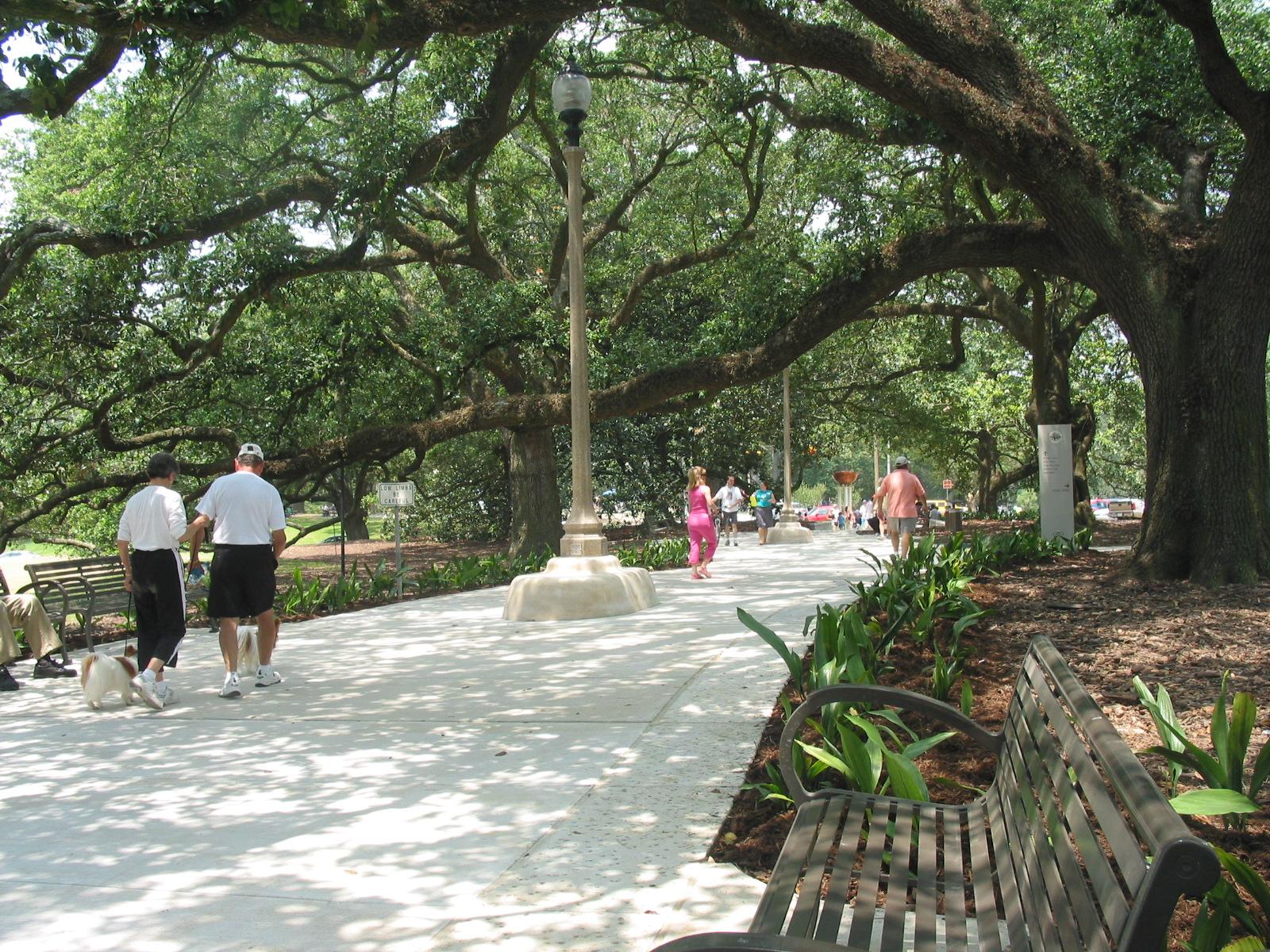 BREC's Baton Rouge City Park