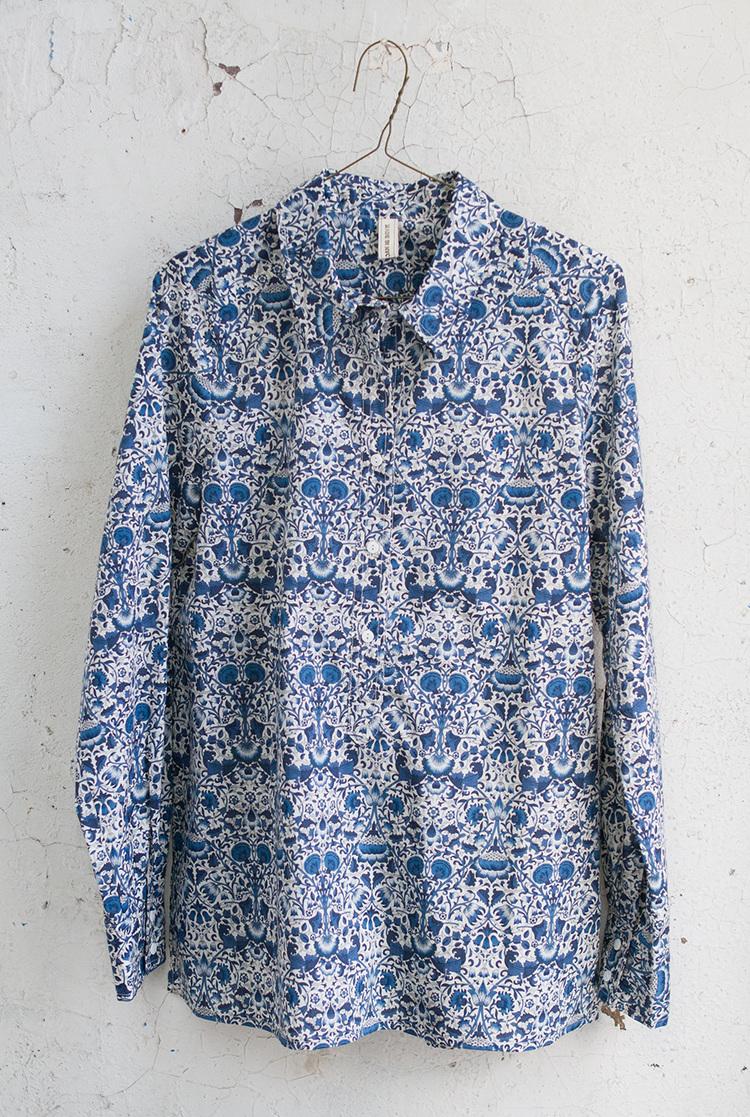 liberty of london sailorrose shirt