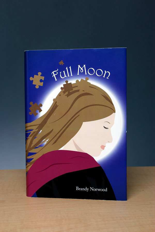 Full Moon Book Jacket