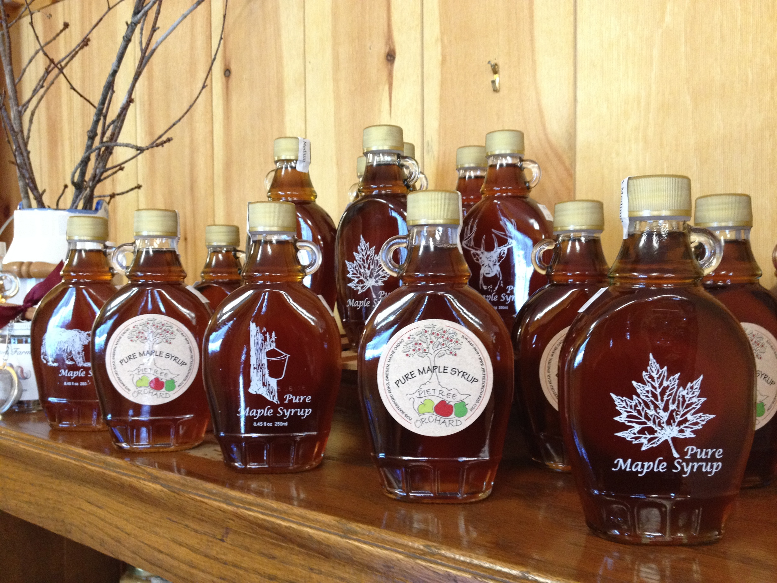 Pietree Maple Syrup
