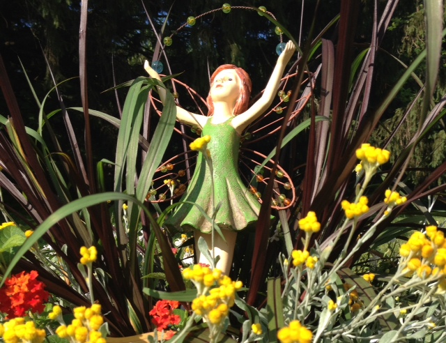 This week we celebrate the fairies and elves of the Orchard