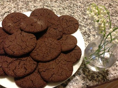 Cookies Served at Noble House Inn
