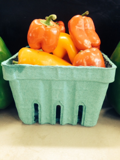 Lunchbox Peppers