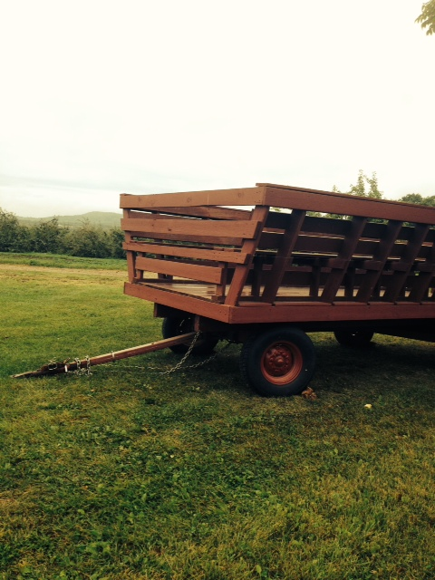 Take a Wagon Ride With Us!