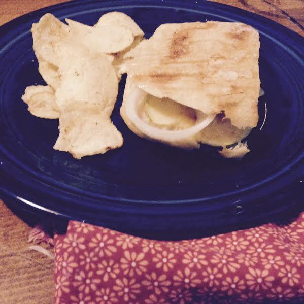 Apple panini
