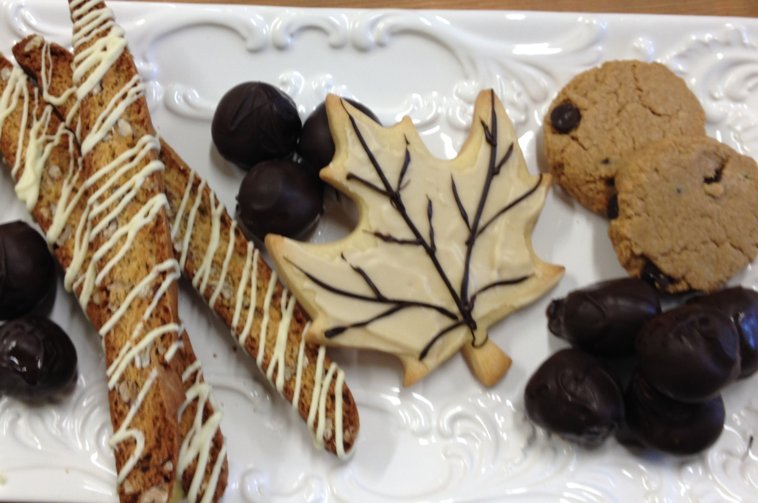Some of the treats you may find this Maine Maple Sunday!