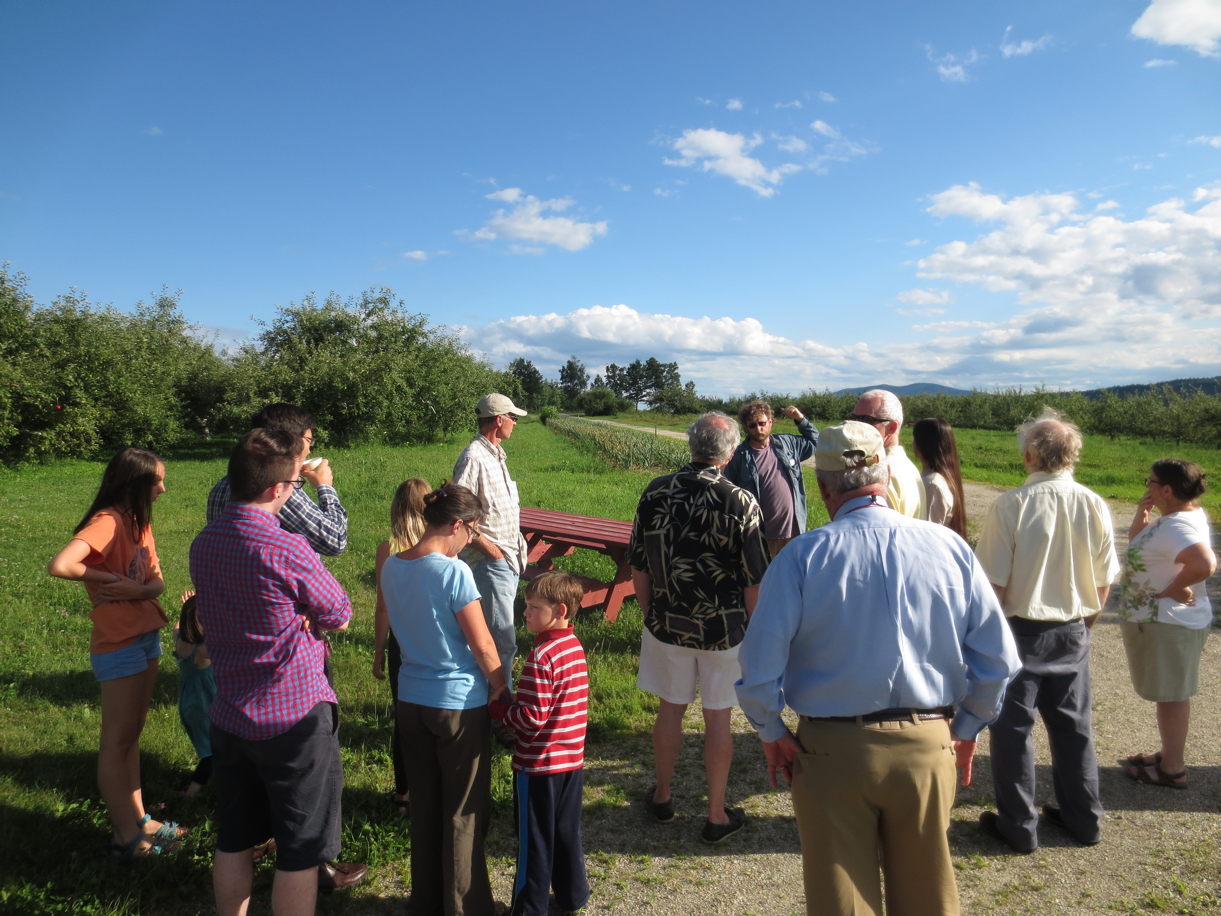 Come on up and learn about farming in Maine this Open Farm Day, Sunday July 26th 11am-3pm!