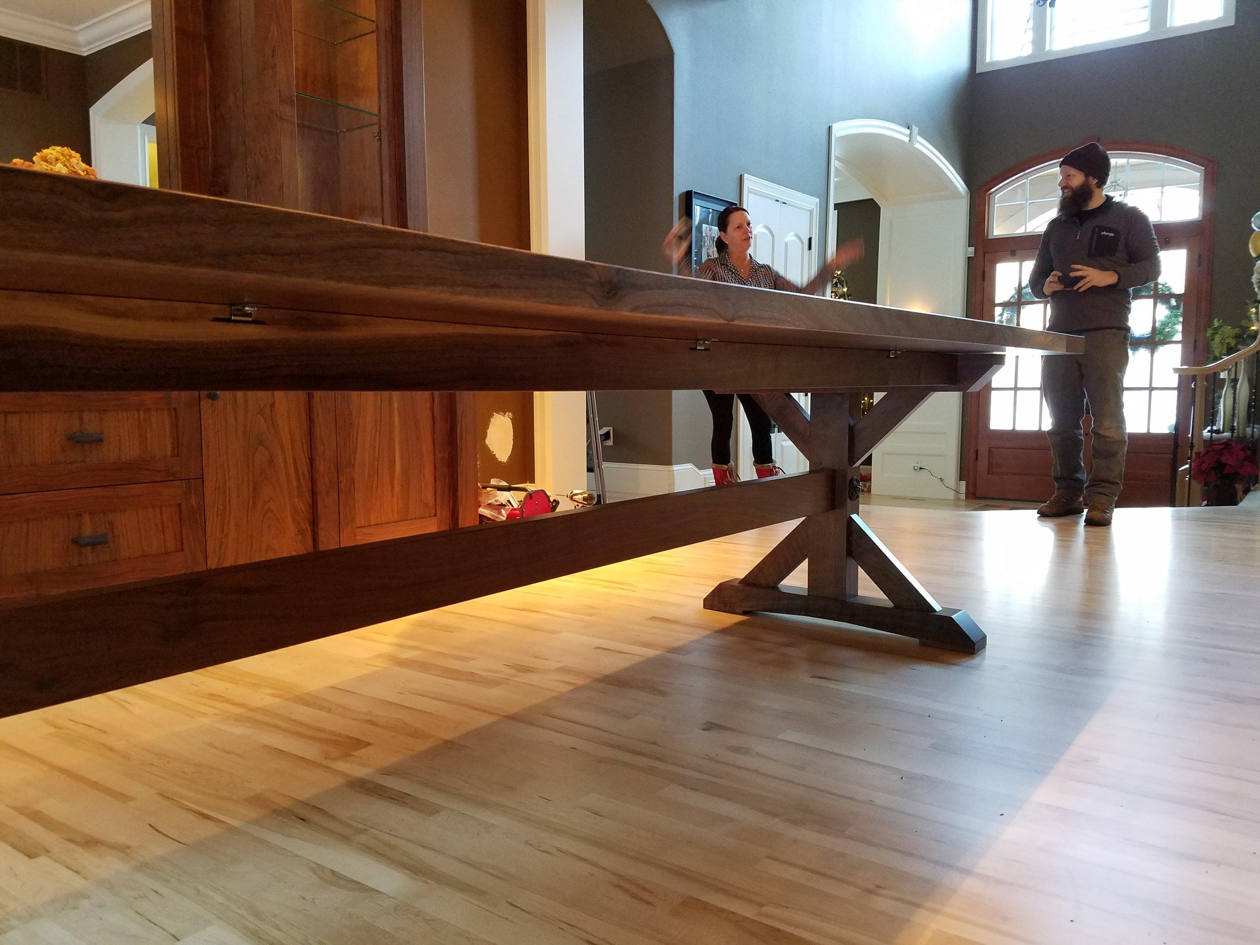oregon dining room