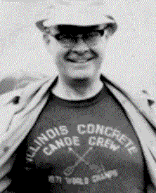 Dr. Kesler:  The father of concrete canoeing.