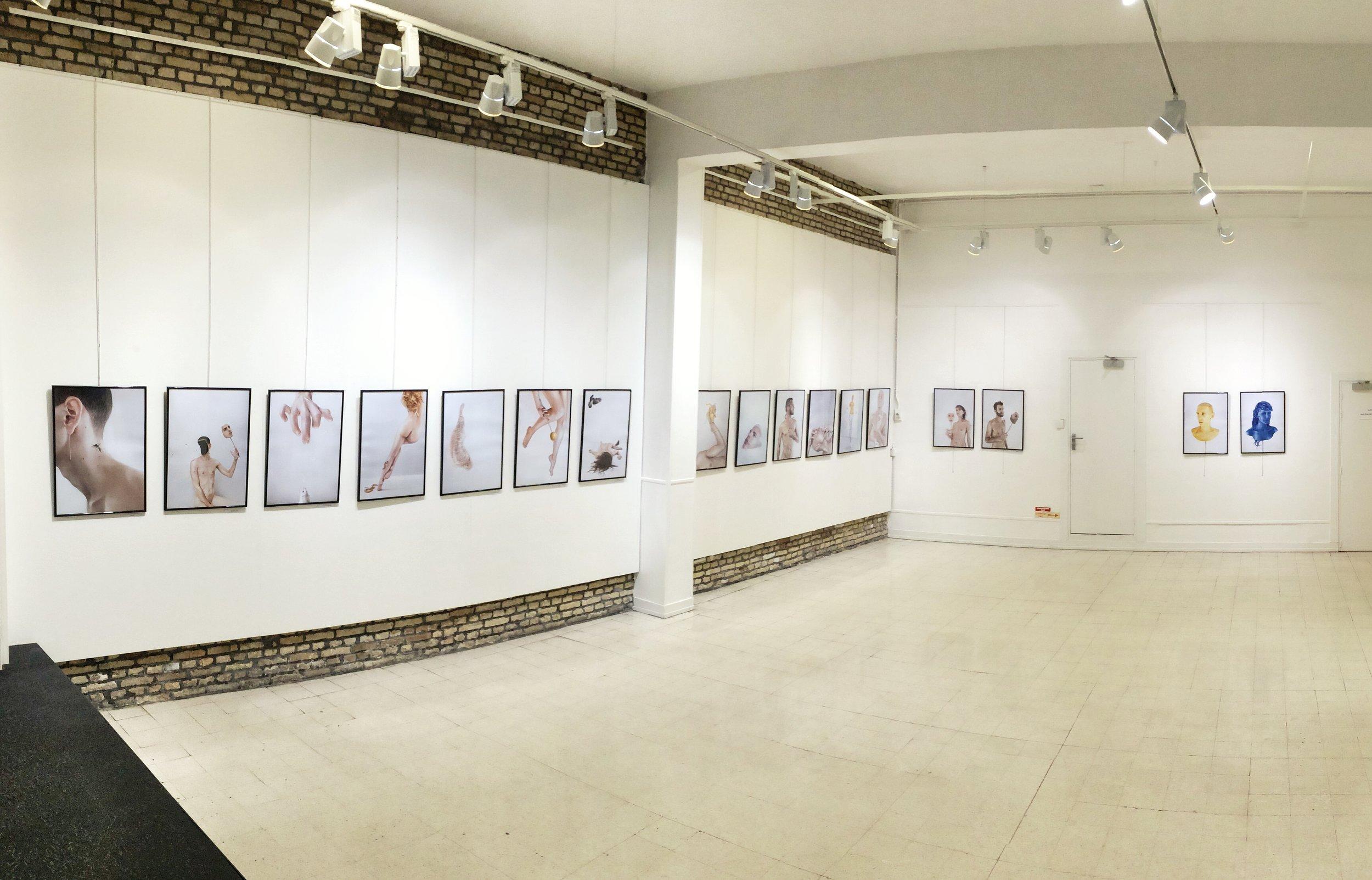 Dieppe exhibition