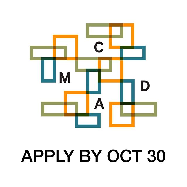 CMAD is launching a new round of grants! Apply by Oct 30. These grants are for visual arts projects that impact Columbus. Artists/organizations in and outside of Columbus are encouraged to apply. #artsincolumbus #columbusindiana @inartscomm @artsincolumbus