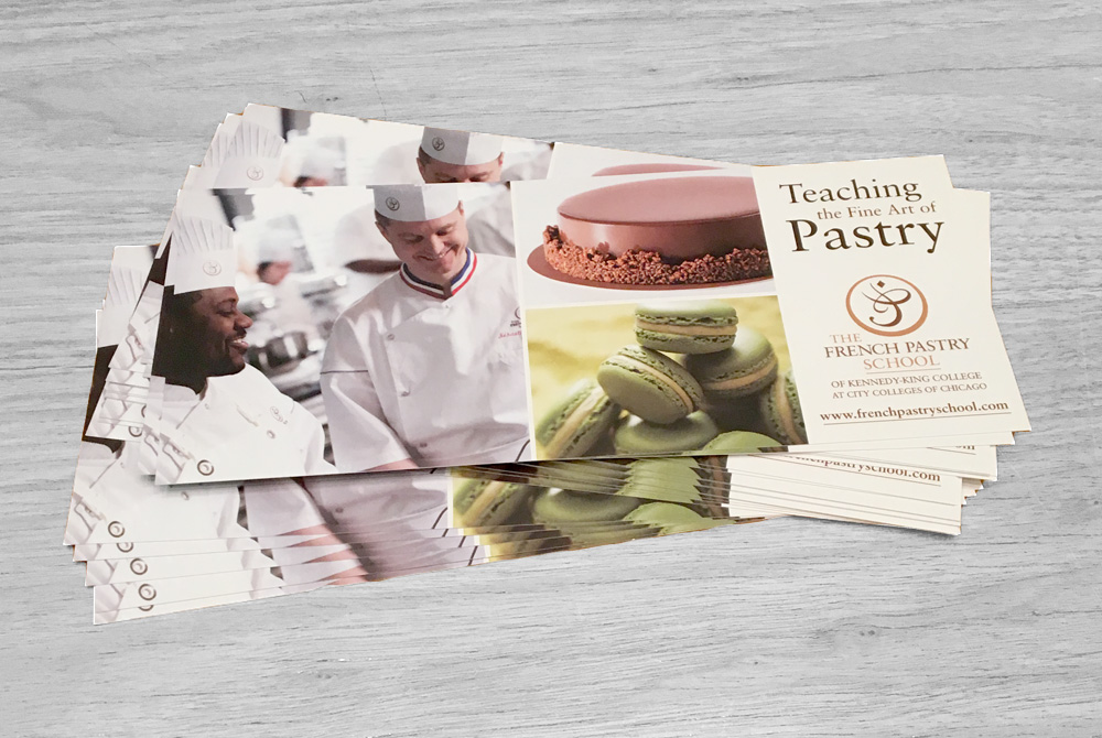 General Pastry Flyer Front