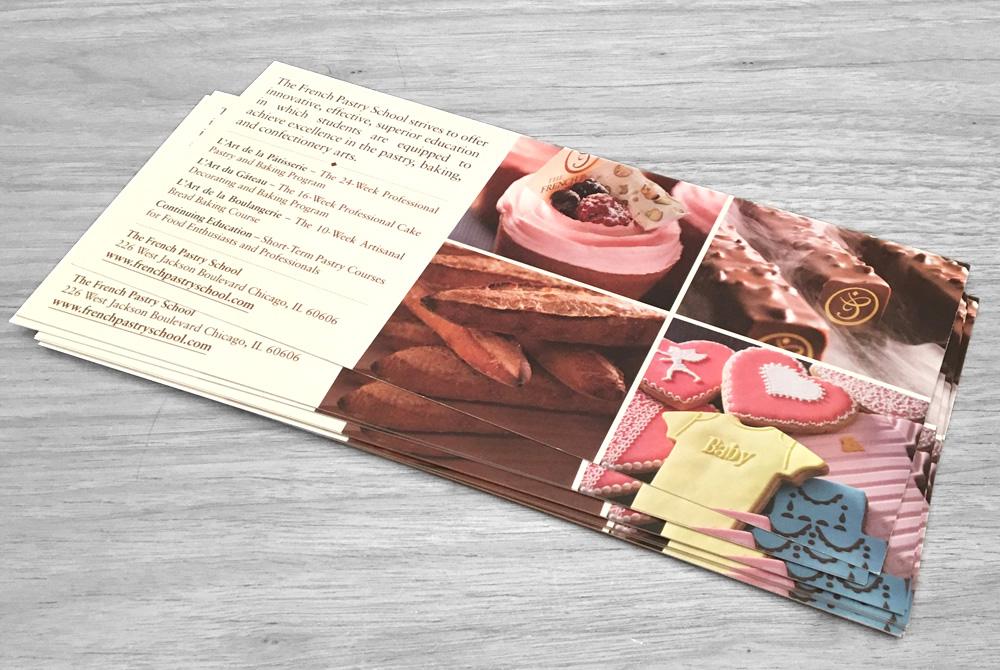 General Pastry Flyer Back