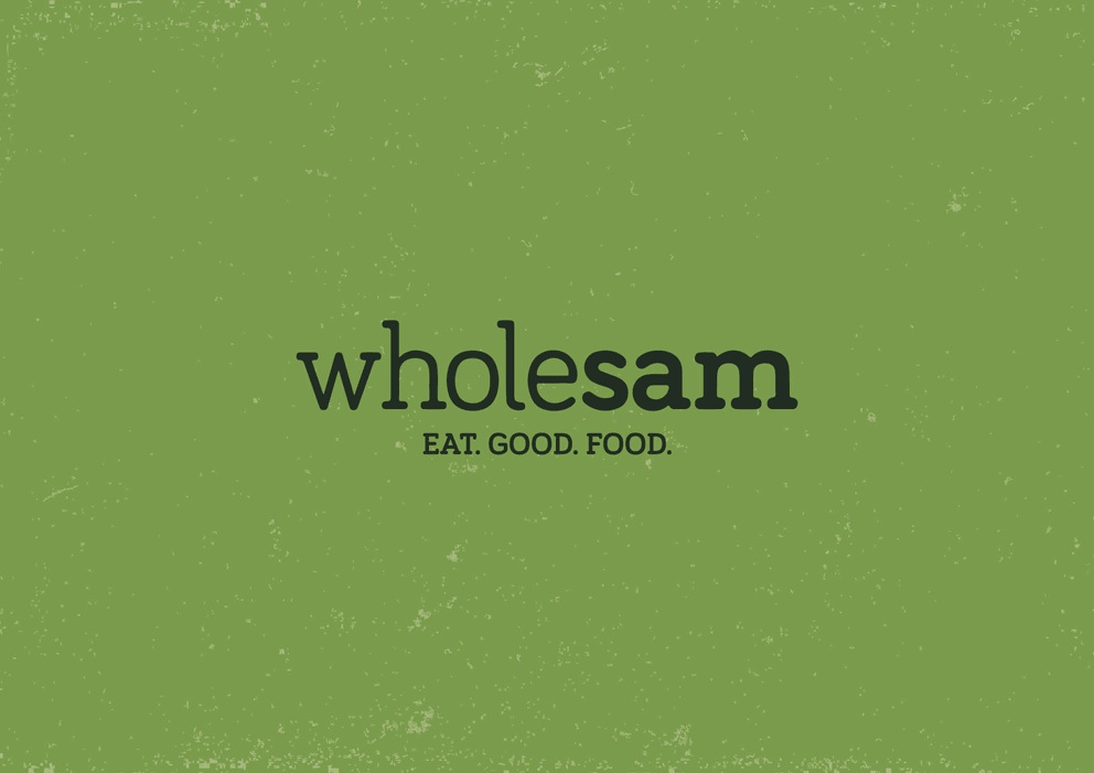 """Wholesam   WholeSam is founded by Sami Udell, a quirky, passionate, hardworking chef who's life motto is, """"Eat. Good. Food."""" Her goal is to promote a healthy and accessible lifestyle.Learn more and view the rest of my work for WholeSam   here  ."""