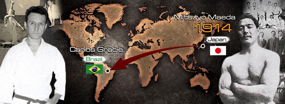 History of Brazilian Jiu Jitsu — Pride Martial Arts