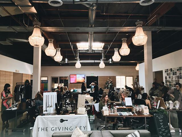 Come hang with us today from 10-6 at @wayfarehq for Spread Joy: A Marketplace for Good in Costa Mesa! #bringinglovetolight