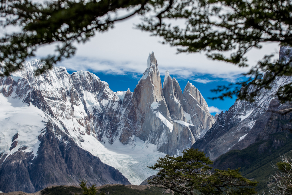 Cerro Torre framed