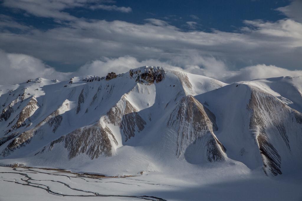 Mountains from Landmannalaugur