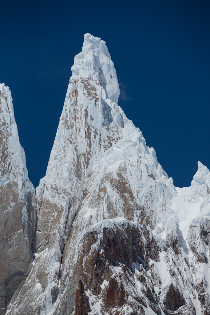Cerro Torre from the Patagonian Icefield