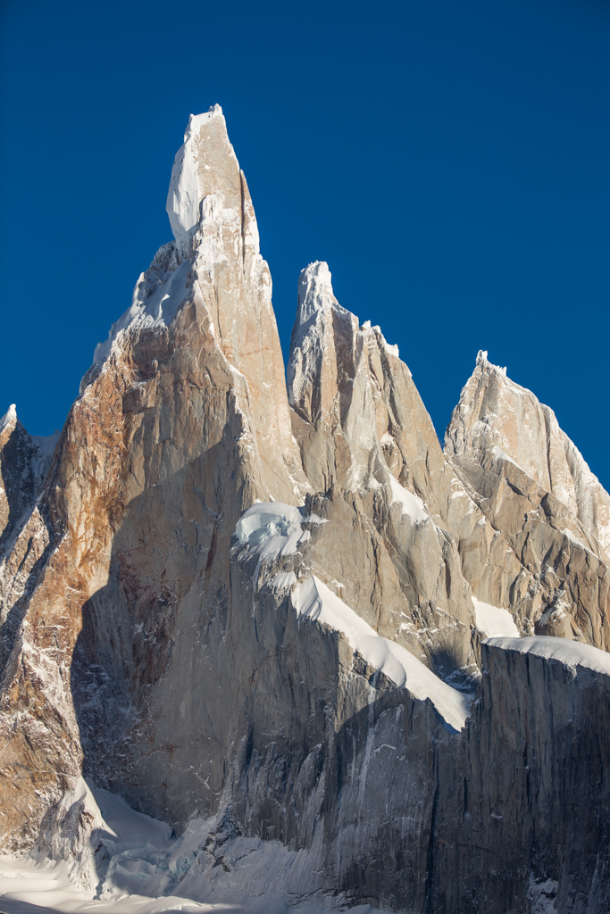 Cerro Torre, Egger and Standhardt