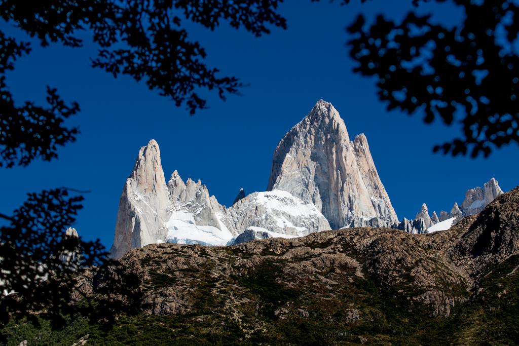 Framed Cerro Fitzroy