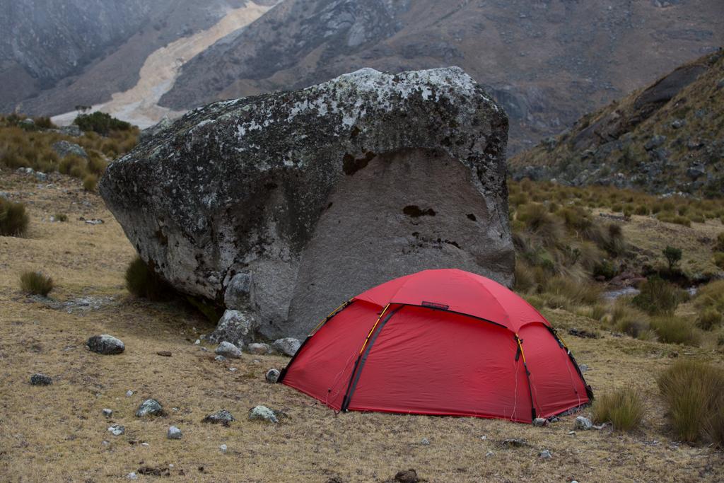 Alpamayo Base Camp South