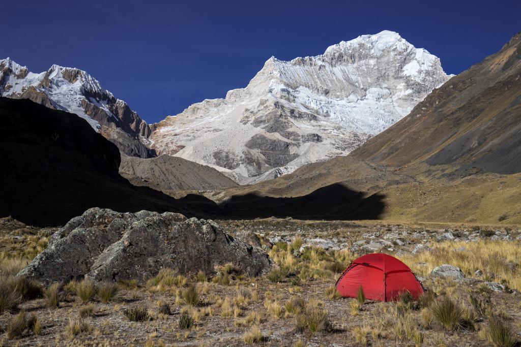 Alpamayo Base Camp North (4450m)