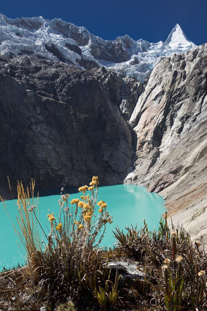 Beautiful Jancarurish lake