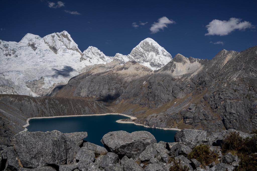 Lake Cullicocha (4650m)