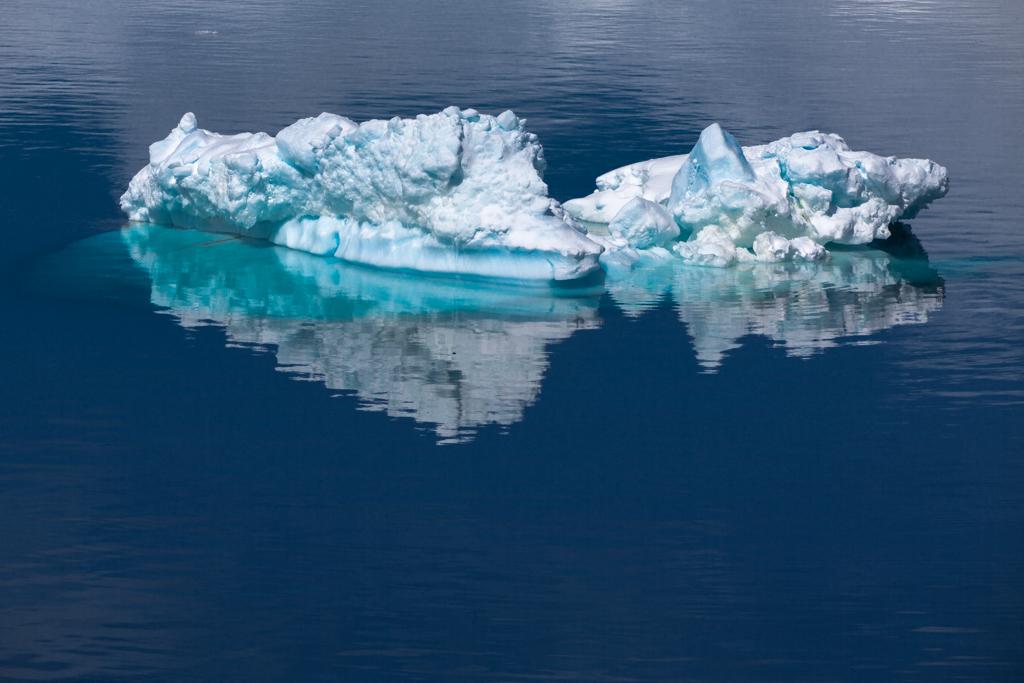 Mirroring iceberg