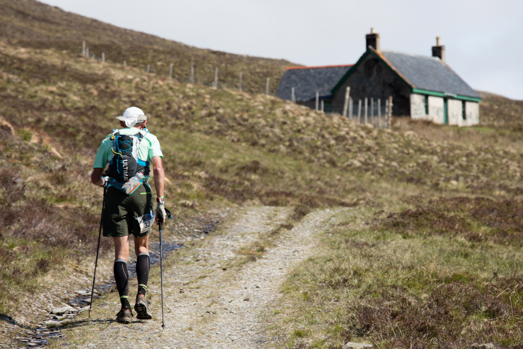 Day 6: Inverlael to Inchnadamph (72km)