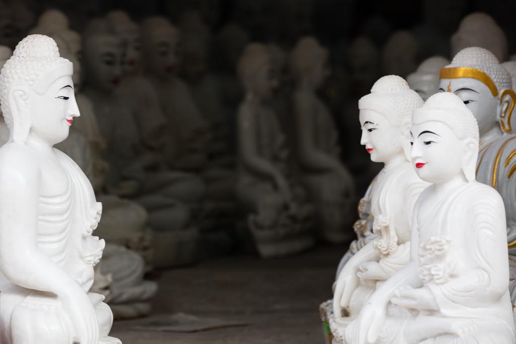 Factory of Buddhas